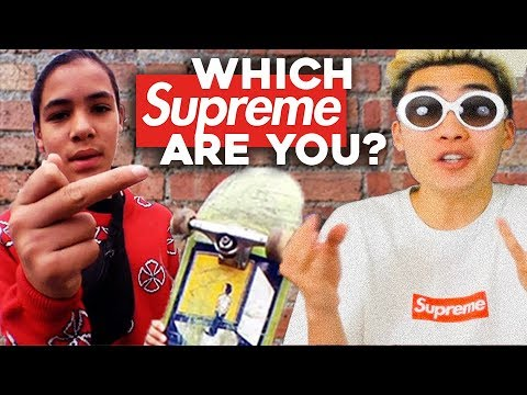 WHAT SPONSORED SKATERS THINK OF SUPREME