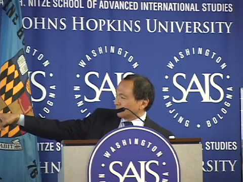 "Francis Fukuyama: ""The Origins of the State: China and India"""