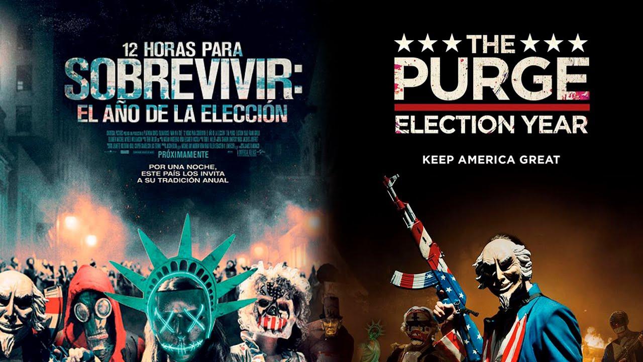 Horas Para Sobrevivir El Ano De La Eleccion Full Hd Adelanto Exclusivo Youtube