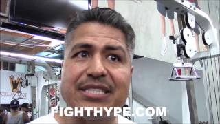 ROBERT GARCIA ON TERENCE CRAWFORD'S P4P RANKING AND A FUTURE SHOWDOWN WITH MIKEY GARCIA