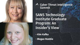 SANS Technology Institute Graduate Program: An Insider's View