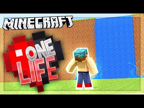 MEGHAN'S WATERFALL! | One Life SMP #35