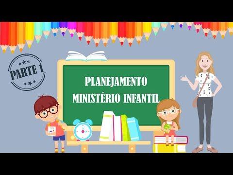Planejamento Ministerio Infantil Parte 1 Youtube