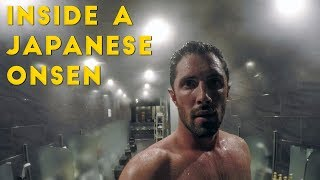My First Japanese Onsen Experience  | Nozawa Onsen