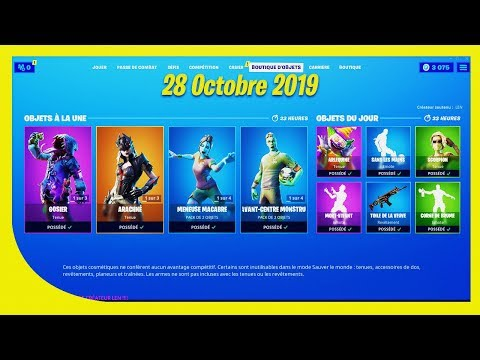 boutique-fortnite-du-28-octobre-2019-!-item-shop-october-28-2019-!