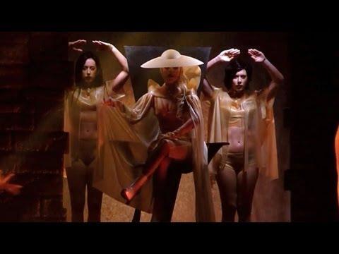 Lady Gaga - Black Jesus Amen Fashion - Live at The Born This Way Ball (Multicam)
