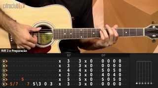 Banana Pancakes - Jack Johnson (aula de violão completa)