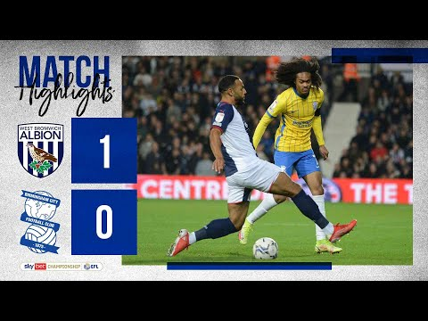 West Brom Birmingham Goals And Highlights