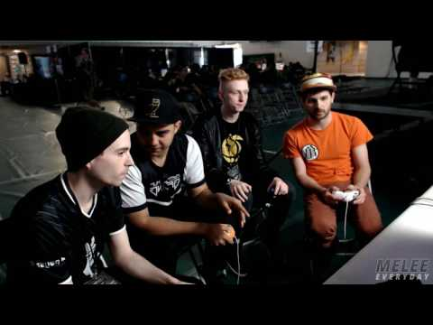Saints Gaming Live 2017 - Westballz & Nightmare Vs. Ginger & Beach - Top 8, Losers Eighths