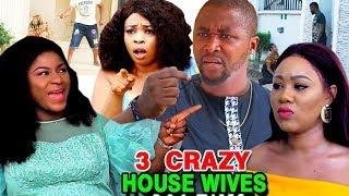 3 Crazy House Wives Season 1&2 - NEW MOVIE'' Destiny Etiko & Onny Micheal 2019 Latest Nigerian Movie