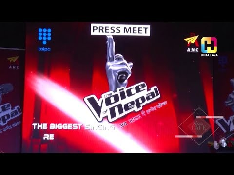 THE VOICE NOW IN NEPAL | MUSIC CAFE