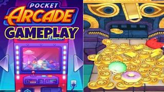 Pocket Arcade Gameplay