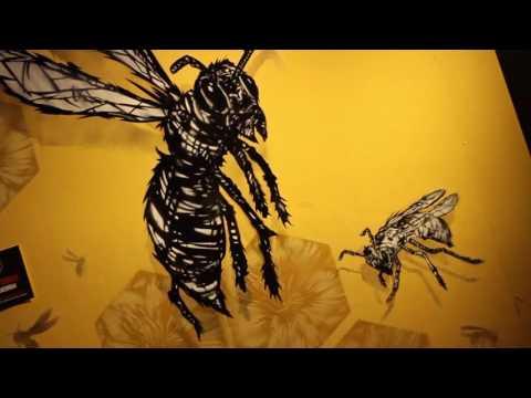 Jack Honey Art, Beats And Lyrics Hit Houston