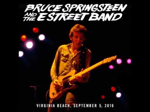 Bruce Springsteen - Factory (Tour Premiere - The River Tour 2016)