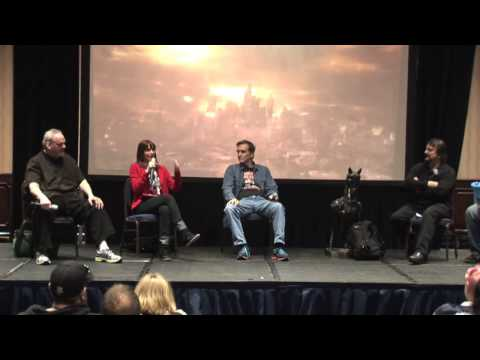 The Texas Chainsaw Massacre 2 panel Days of the Dead Atlanta February 5, 2017