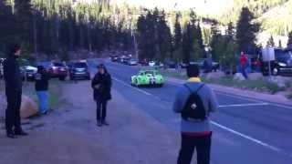 Pikes Peak 2013 Startline: Randy Schranz' Shelby Cobra