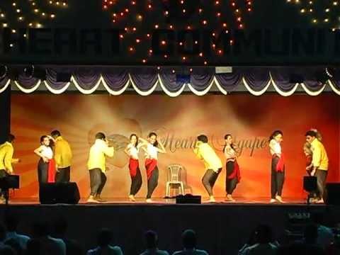 WYSH Dance =PARISH DAY 2011