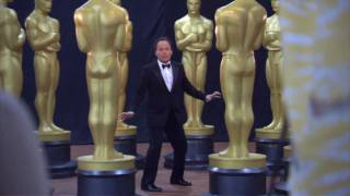 Countdown to the Academy Awards w/ Billy Crystal Official 2012 [HD]