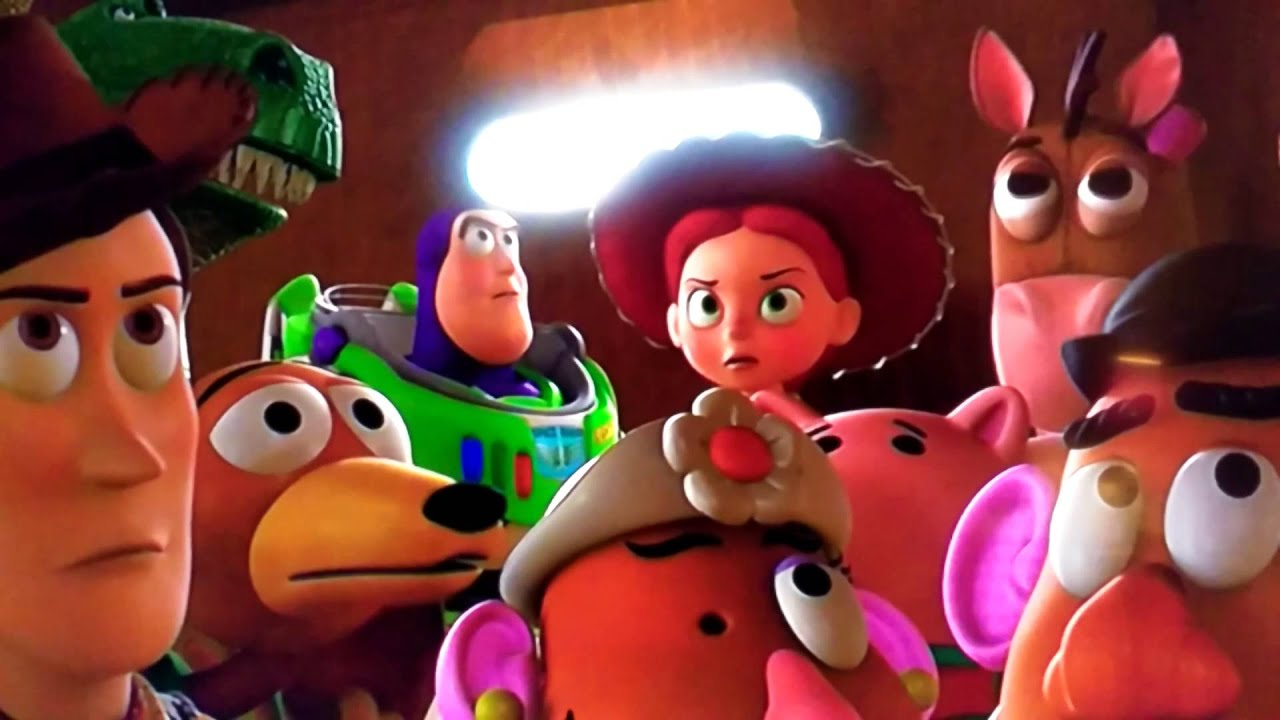 Toy Story 3 Sunnyside : Toy story clip going to sunnyside youtube