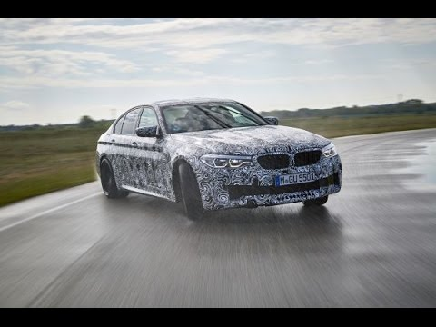 BMW M xDrive - Developed for the G30 BMW M5