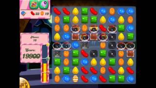 Candy Crush Saga: Level 216 (No Boosters) iPad 4