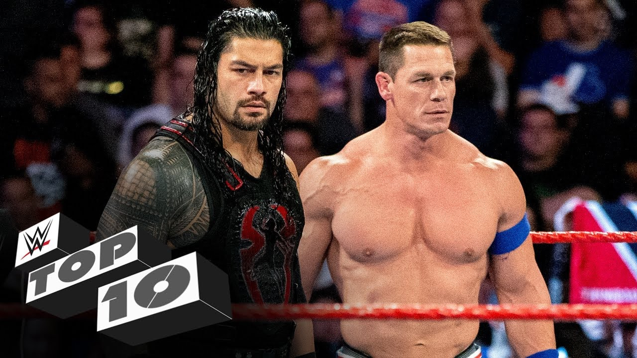 Download Roman Reigns' unexpected teammates: WWE Top 10, Sept. 28, 2019