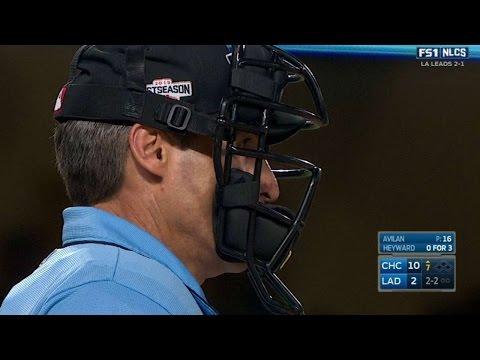NLCS Gm4: Rizzo, Hernandez discuss play