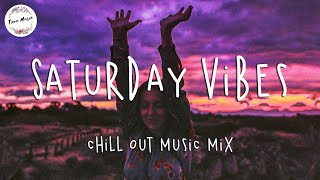 Download Saturday vibes - Best Pop R&B chill out music mix playlist