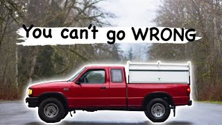 Why The Mazda B-Series/Ford Ranger Is The BEST Cheap USED Truck You Can Buy
