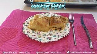 Chicken Burek (Chicken Savory Pie) | Homemade Meals