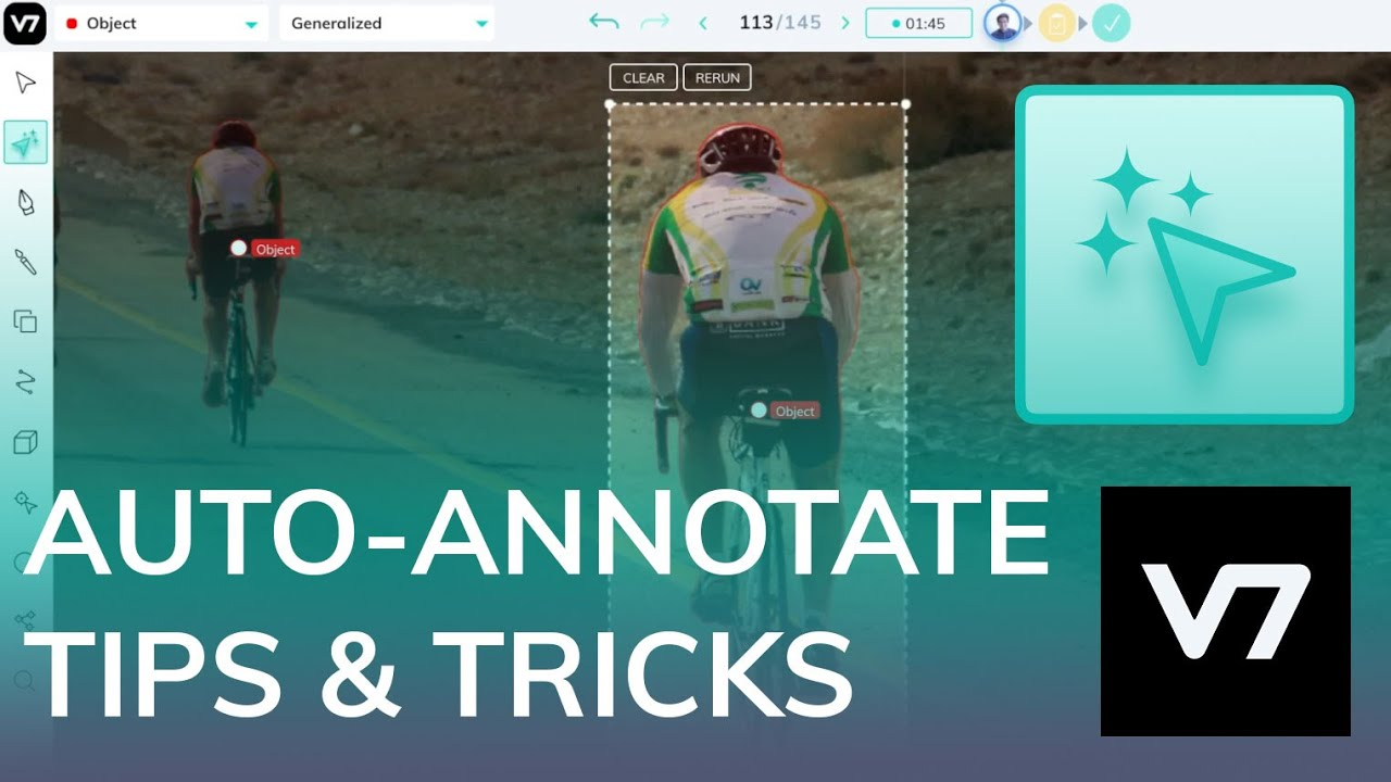 Automated Polygon & Mask Labelling with Auto-Annotate - V7 AI Academy