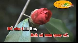 Karaoke Tình Còn Vương Vấn beat cho nam