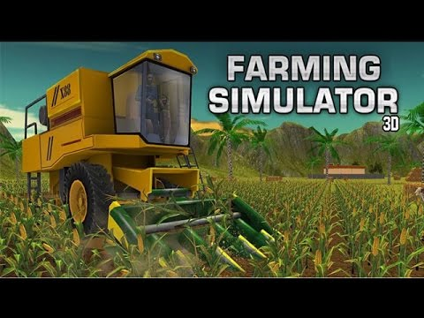 Farming Simulator 3D Android Gameplay (HD)