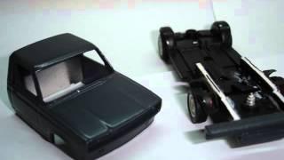 видео Технические характеристики ВАЗ 2107 фургон