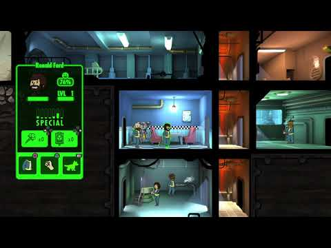 Fallout Shelter;The BEST Start