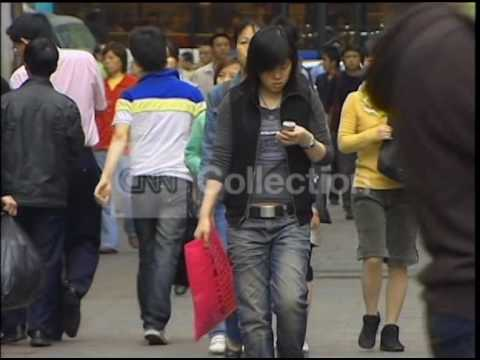 CHINA: CONSUMERS SPEND