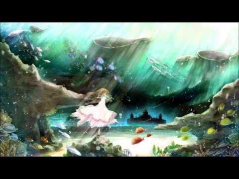 nightcore ultra- clear blue water (mike shiver garden state remix)