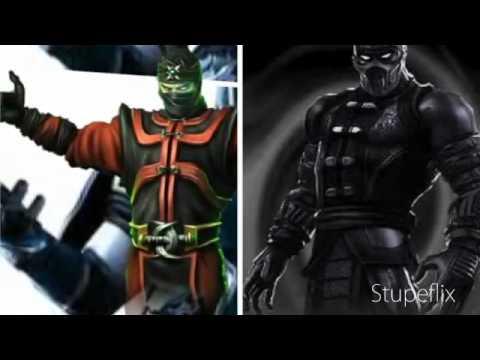 mortal kombat devastation 2013 ninjas