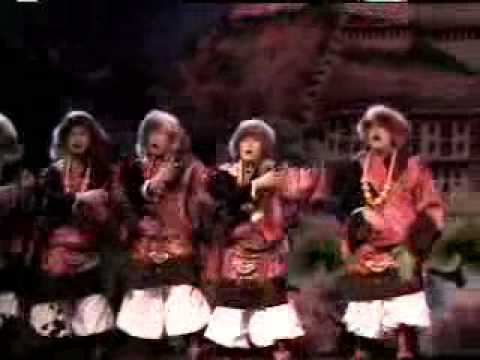 TIBETIAN FOLK CULTURE NIGHT