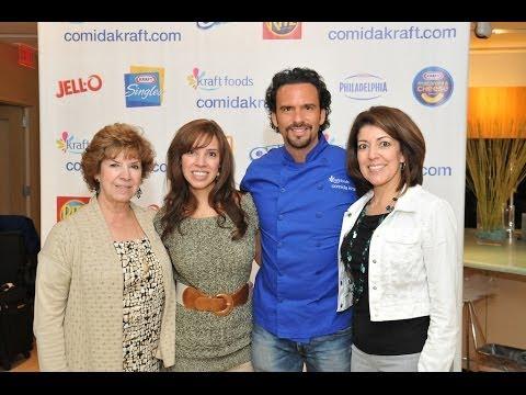 Muy Bueno Authors with Chef Oropeza | Muy Bueno
