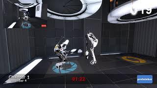 Portal 2 - Chapter 1 Speedrun