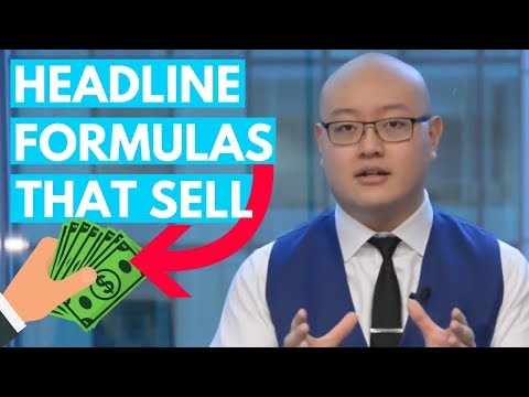 5 Ways To Turn Headlines into Sales without Spending a Ton of Money + (FREE) Headline Formulas
