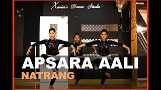 Apsara Aali - Natrang | Xaviers Dance Studio Choreography | Dance Cover | 2018