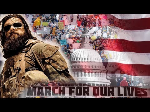 MARINE RAIDER'S THOUGHTS ON MARCHING FOR OUR LIVES