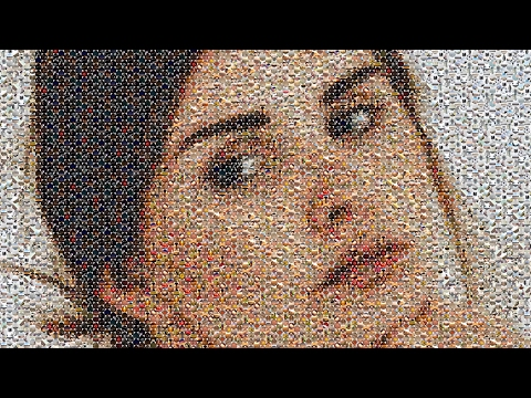 TurboMosaic - Best Photo Mosaic Maker App for Mac & Windows PC - YouTube