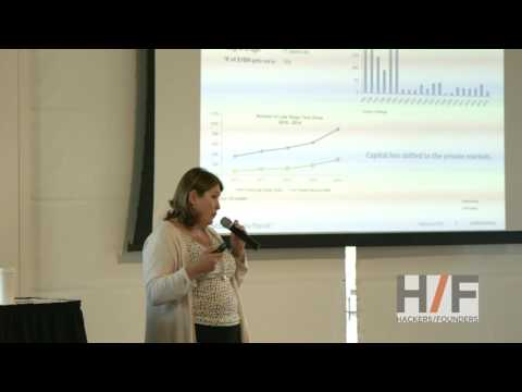Annemarie Tierney - Hackers/Founders Liquidity Conference