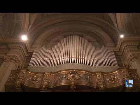 Santa Teresa, l'organo ritorna all'antico splendore. Lavori eseguiti grazie alla comunità