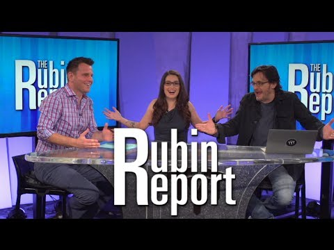 Real Life Robocop, Olympic Genetic Testing, Sexting | The Rubin Report