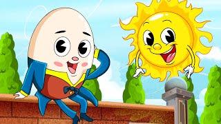 HUMPTY DUMPTY | Kids song | Clap clap kids
