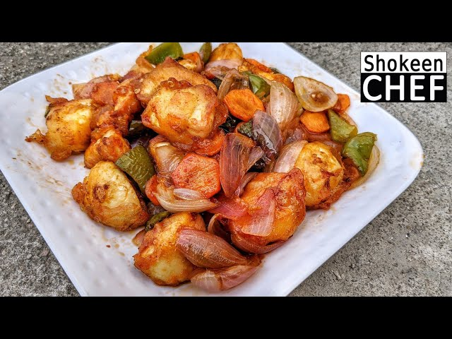 Eggs Chilli क्या आपने कभी खाया है ? | Chilli Paneer, Chilli Chicken jaisa Egg recipe | Bhooka Saand